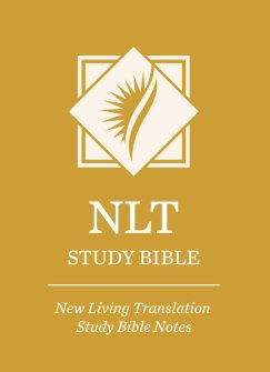 New Living Translation Study Bible Notes