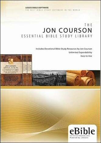 The Jon Courson Essential Bible Study Library