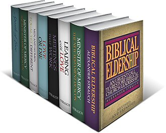 Alexander Strauch Church Leadership Series (8 vols.)