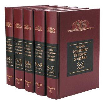 New Interpreter's Dictionary of the Bible (5 vols.)