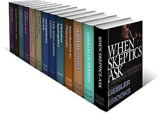 The Norman L. Geisler Apologetics Library (12 vols.)