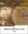 Biblioteca electrónica Caribe edición profesional