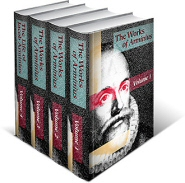 The Life and Works of Arminius (4 vols.)