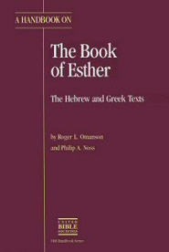 A Handbook on the Book of Esther