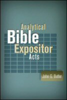 Analytical Bible Expositor: Acts