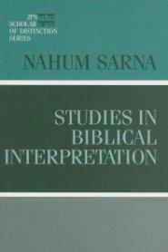 Studies In Biblical Interpretation