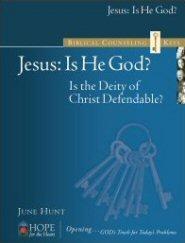Biblical Counseling Keys on Jesus: Is He God?