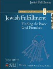 Biblical Counseling Keys on Jewish Fulfillment
