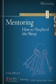 Biblical Counseling Keys on Mentoring