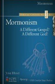 Biblical Counseling Keys on Mormonism