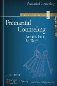 Biblical Counseling Keys on Premarital Counseling