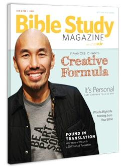 Bible Study Magazine—Jan-Feb 2011 Issue