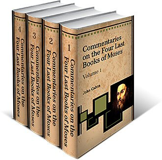 Commentaries on the Four Last Books of Moses (4 Vols.)