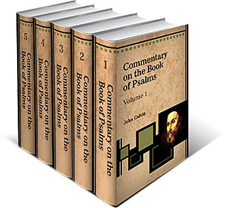 Commentary on the Book of Psalms (5 Vols.)