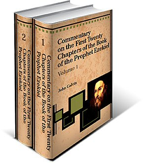 Commentary on the First Twenty Chapters of the Book of the Prophet Ezekiel (2 Vols.)