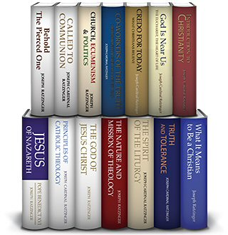 Joseph Ratzinger/Pope Benedict XVI Collection (14 vols.)