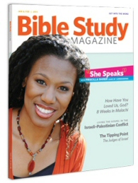 Bible Study Magazine—July–August 2011 Issue