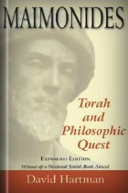 Maimonides: Torah and Philosophic Quest (Extended Version)