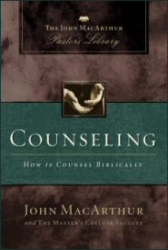MacArthur Pastor's Library on Counseling