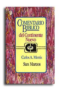 Comentario Bíblico del Continente Nuevo - San Marcos