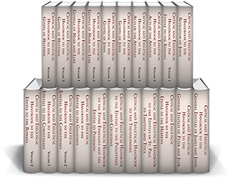 Critical and Exegetical Commentary on the New Testament (21 vols.)