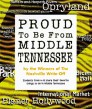 Proud to Be from Middle Tennessee