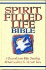 Spirit-Filled Life Study Bible