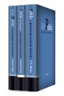 Colección Bibliografías Bíblicas CLIE (3 vols)