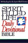 Spirit Filled Life Daily Devotional Bible