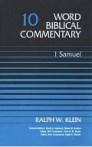 Word Biblical Commentary, Volume 10: 1 Samuel