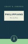 Philippians: Verse by Verse (Osborne New Testament Commentaries)