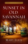 Sunset in Old Savannah