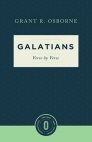 Galatians: Verse by Verse (Osborne New Testament Commentaries)