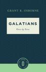 Galatians: Verse by Verse (Osborne New Testament Commentaries)