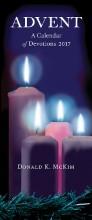 Advent: A Calendar of Devotions 2017 (Pkg of 10)