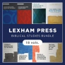 Lexham Press Biblical Studies Bundle (18 vols.)