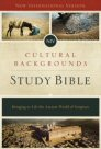 NIV Cultural Backgrounds Study Bible Notes