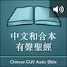 中文和合本普通话朗读圣经 Chinese CUV Mandarin Audio Bible