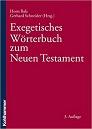 Exegetisches Wörterbuch zum Neuen Testament (EWNT) (Balz-Schneider)