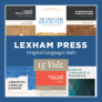Lexham Press Original Languages Suite (15 vols.)