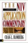 NIV Application Commentary: 1 Corinthians