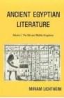 Ancient Egyptian Literature, vol. 1