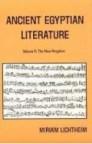 Ancient Egyptian Literature, vol. 2