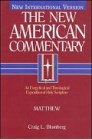 The New American Commentary: Matthew