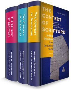 The Context of Scripture (3 vols.)