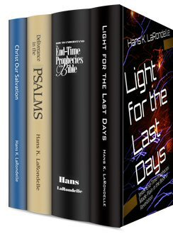 Lifeworks of Hans K. LaRondelle—Part 1 (4 vols.)
