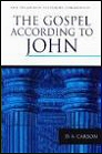 Pillar New Testament Commentary: The Gospel according to John