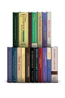 Broadman & Holman Preaching Resources Collection (18 vols.)
