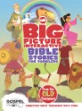 The Big Picture Interactive Bible Stories for Toddlers Old Testament: Connecting Christ Throughout God's Story