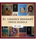 St. Tikhon's Seminary Press Bundle (26 vols.)